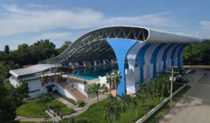 Piscine olympique de Maejo University, Chiang Mai