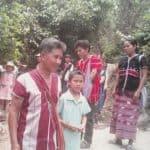 Village tribal pendant stage de survie a Chiang Mai